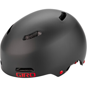 Giro Quarter FS MIPS Helmet matte black/rasta